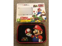 Nintendo 3DS Console with 10 Games