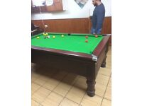 Coin operated POOL Table £400