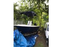 16ft sport/fishing boat