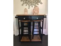 Stunning folding table and chairs