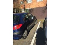 Peugeot 206 1.4 Sport 2005 12 months mot (passed today)