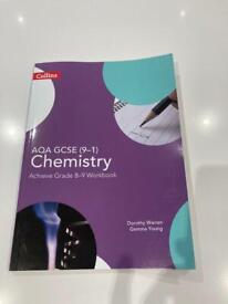AQA GCSE Chemistry revision workbook