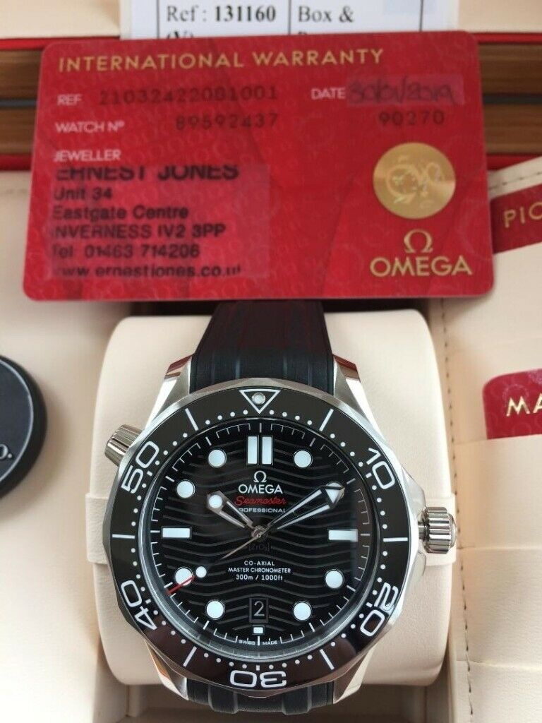 omega watches carlisle