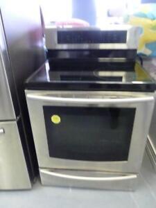 149- Cuisinière SAMSUNG à Induction Stove  Oven