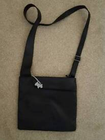 RADLEY BLACK LEATHER BAG SMALL