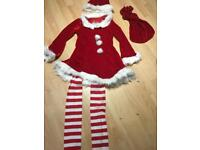 Mrs Santa Claus full outfit - used one time only