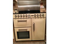 Leisure 90 cm Cookmaster Electric Range Cooker