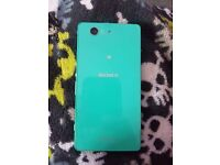 ** Sony xperia z3 compact green excellent condition **