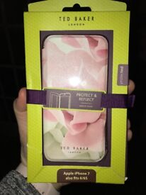*BRAND NEW* TED BAKER IPHONE 6/7/8 CASE