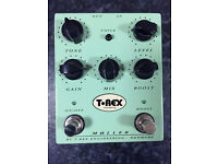 T-Rex Moller guitar effects pedal