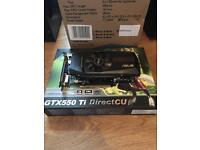 GTX 550ti 1GB graphics card / GPU £35 ONO