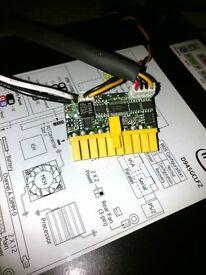 PicoPSU miniature power supply for mini ITX or ITX Motherboard