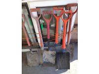 ground worker tools all £10 each