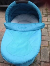 Icandy infant travel solution