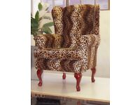 Cheetah Armchair