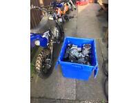 Mini dirt bikes
