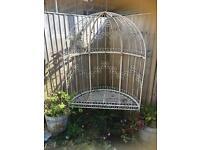 £45.00 Ono Vintage style garden bench garden seat
