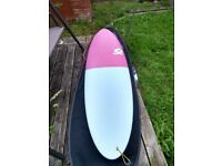 Torq surfboard 7ft2