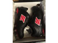 Kooga Rugby/Football boots size 9 (but looks like adult size 7.5 - see last photo). New in box.