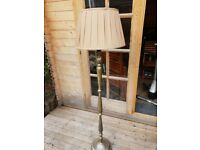 Free Standing lamp & matching table lamps BARGAIN !!!