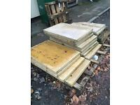 ***** Brand New 900x600 Council Slabs *****