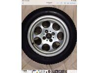 Mini spare wheel