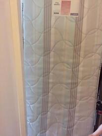 Single mattress & base