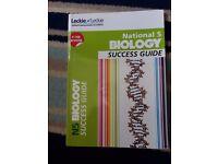 Nat 5 Biology Success Guide