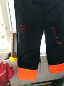 Rocwood chainsaw Protective Clothing