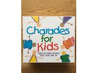Charades for Kids Brand New and still sealed