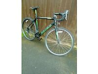 BIKE FOR SALE -CARRERA ROADBIKE -- IN VGC -NICE!