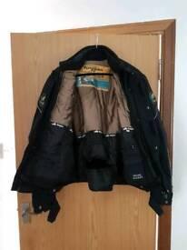 R s t motorcycle jacket 4xxx