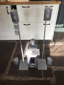 Acoustic Solutions DS534 Home Cinema Surround Sound