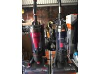 FREE DELIVERY VAX BAGLESS UPRIGHT AIR VACUUM CLEANER HOOVERS hgdc