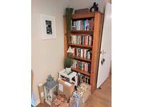 FREE bookcase (pine)