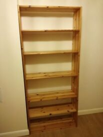 Bookshelf £10