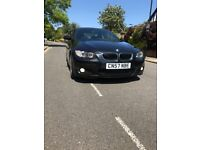 BMW 320D COUPE M SPORT 2007 FULL SERVICE HISTORY AUTOMATIC HEATED SEATS 2 OWNERS