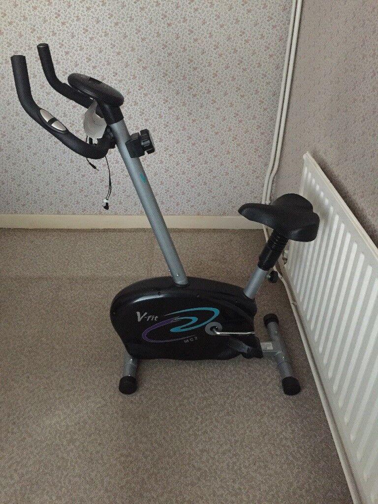 V-Fit Mc2 Exercise Bike