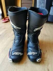 RST evo motorcycle boots