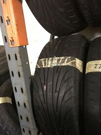 225/40/19 Nankang brand new tyre