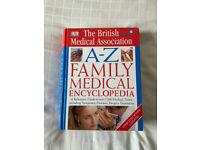 BMA A-Z Family Medical Encyclopedia - Hardback