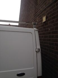 Ford transit mk6 roof bars