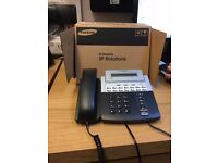 Samsung Office Phone IP Solutions DS5014S
