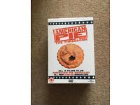American Pie DVDs