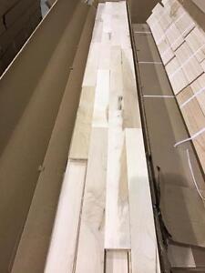 Unfinished hardwood flooring 2.99$/sf