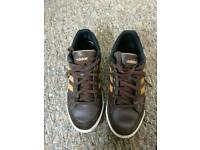Men Adidas Snickers size 10