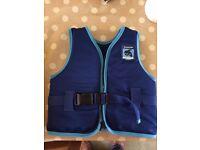Speedo sea squad Child float jacket vest suit swimming