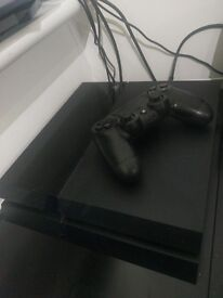 Excellent condition Sony Playstation 4 console Black