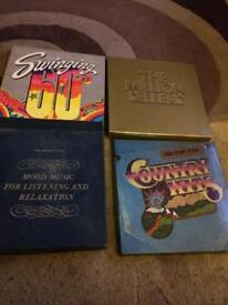 Records box sets