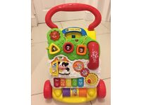 Vtech baby walker music and lights